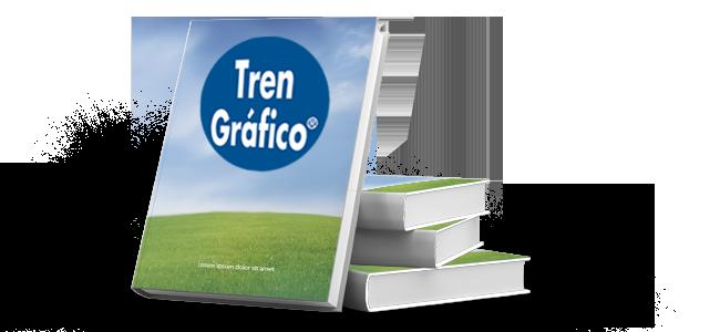 tren-grafico-libros-encolados